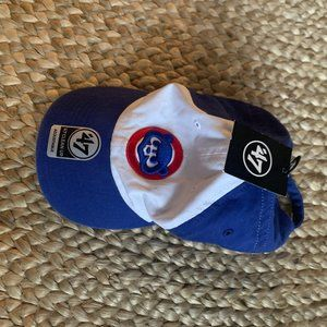 Chicago Cubs Hat 47' Clean Up